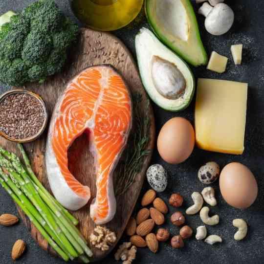 dieta cetogénica, qués es y cómo hacerla